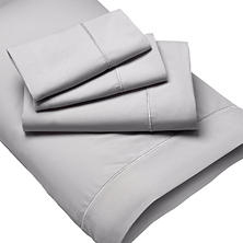 Sleep Shield Deluxe No-Wrinkle Microfiber Pillowcases, Set of 2 (Assorted Sizes and Colors)