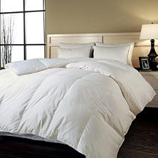 700-Thread-Count Cotton Sateen Down Alternative Comforter (Assorted Sizes)