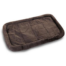 Majestic Pet Crate Bed Mat, Charcoal (Choose Your Size)