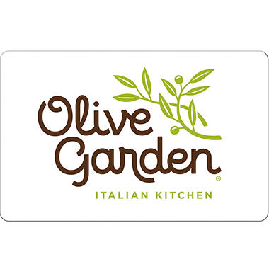 olive garden egift card various amounts email delivery sam 39 s club