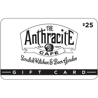 The anthracite cafe 2 x 25 for 40 sam 39 s club for Anthracite cafe