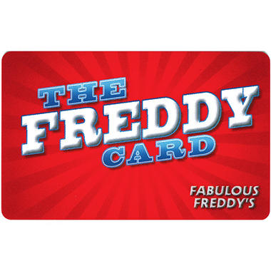Fabulous freddy's coupons