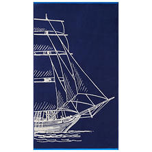 Softesse Sail Beach Towel
