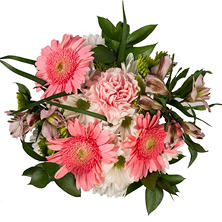 Mixed Farm Bunch, Pretty in Pink (10 bunches)