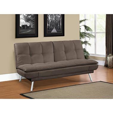 Elegant Serta Carlton Convertible Sofa Part 28