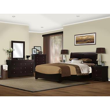 Serta Sydney King Bedroom Set 6 Pc Sam 39 S Club
