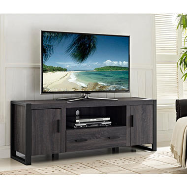 Urban Blend 60 Quot Tv Stand Assorted Colors Sam S Club