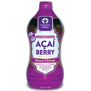 acai drink
