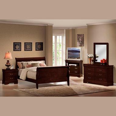 Lafayette Queen Bedroom Set 5 Pc Sam 39 S Club