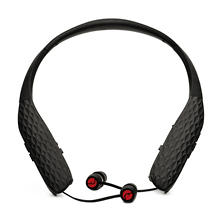 Lucid Audio AMPED Neckband, Bluetooth - Black