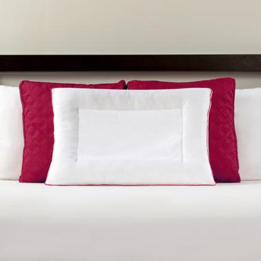 Dreamfinity King Size Pillow Dreamfinity Reversible Memory Foam Pillow Sam39s Club