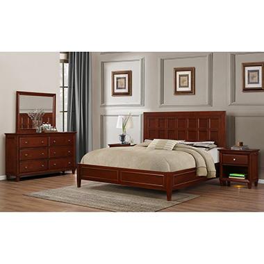 Harvard Bedroom Set Assorted Sizes Sam 39 S Club