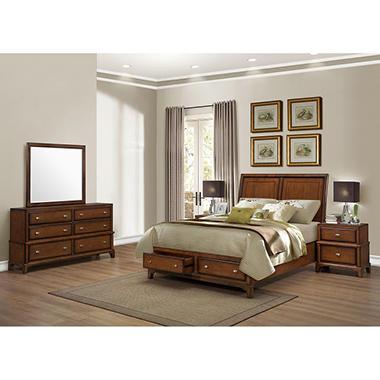 Warwick Bedroom Set Assorted Sizes Sam 39 S Club