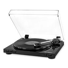 Victrola Pro USB Record Player with 2-Speed Turntable and Dust Cover - Various Colors
