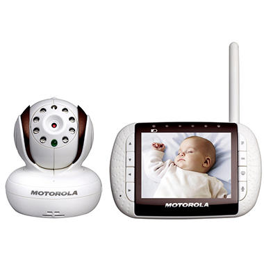 motorola mbp 36 wireless video baby monitor sam 39 s club. Black Bedroom Furniture Sets. Home Design Ideas