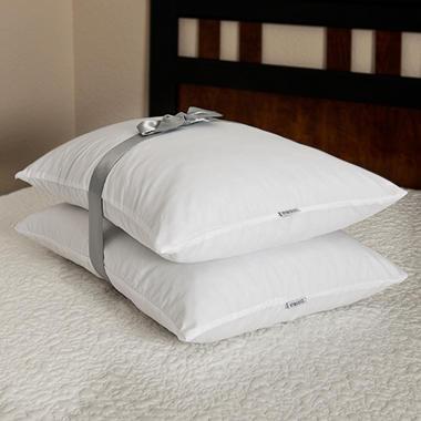 Homedics Thera P Memory Foam Cluster Pillow 2 Pack