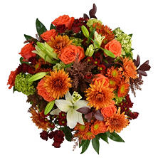 Fall Premium Bouquet (Vase Not Included)