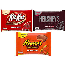 Hershey's Holiday Big Pouch Bundle (3 pk.)