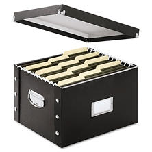 Idea Stream Collapsible Letter/Legal File Box