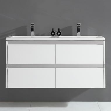Ove Decors Durante 48 Quot Double Sink Vanity Sam S Club