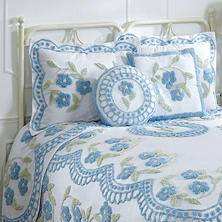 Better Trends Bloomfield Cotton Chenille Sham