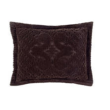 Better Trends Ashton Cotton Chenille Sham