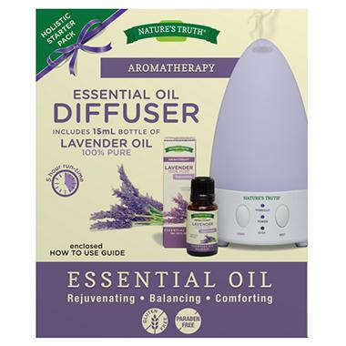 Nature S Truth Essential Oil Diffuser