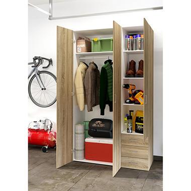 Tvilum Jumbo Garage Storage Cabinet Sam S Club