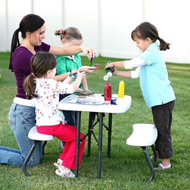 Lifetime 174 Kids Picnic Table Sam S Club