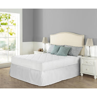 Night Therapy iCoil 8 Inch Spring Mattress Twin Sam s Club