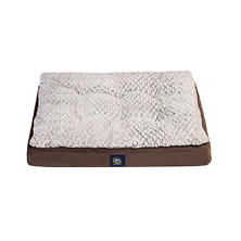 Serta Perfect Sleeper Ultra PillowTop Orthopedic Pet Bed  (Choose Your Color)