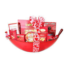 For My Sweetheart Gift Basket