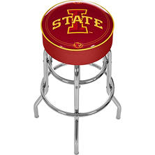 Iowa State University Backless Bar Stool