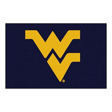 Ncaa West Virginia University Starter Mat Sam S Club