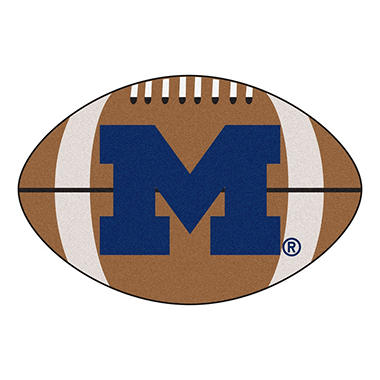 Ncaa University Of Michigan Football Mat Sam S Club