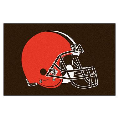 Nfl Cleveland Browns Starter Mat Sam S Club