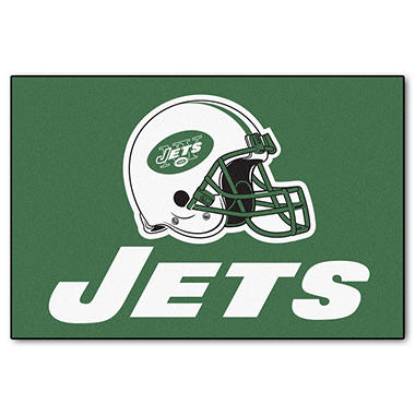Nfl New York Jets Starter Mat Sam S Club