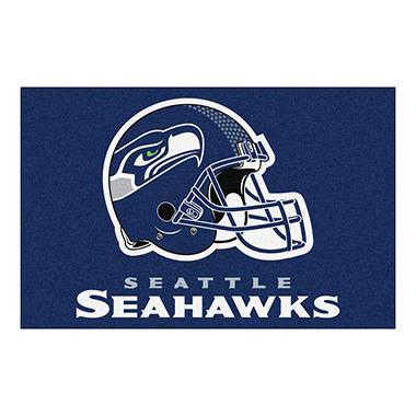 Nfl Seattle Seahawks Starter Mat Sam S Club