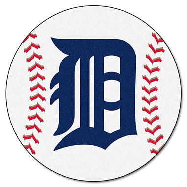 Mlb Detroit Tigers Baseball Mat Sam S Club