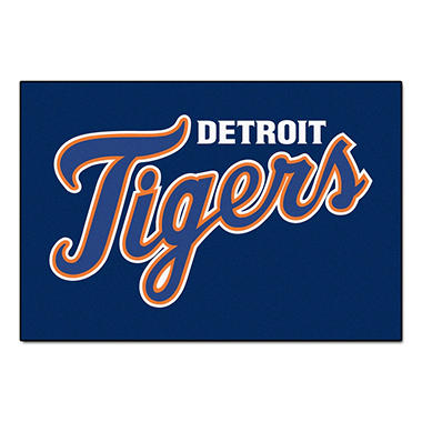 Mlb Detroit Tigers Starter Mat Sam S Club