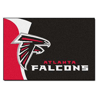 Nfl Atlanta Falcons Starter Mat Sam S Club