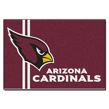 Nfl Arizona Cardinals Starter Mat Sam S Club