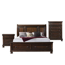 Kingsley Storage Bedroom Furniture Set (Assorted Sizes)