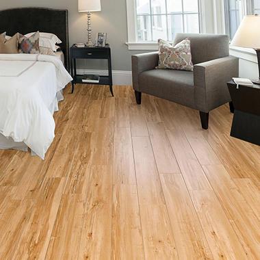 Select Surfaces Honey Maple Laminate Flooring Sam S Club