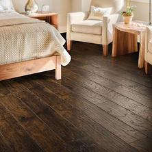 Select Surfaces Woodland Hickory Laminate Flooring