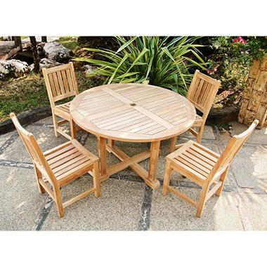 Grade A Piemonte Outdoor Dining Set 5 Pc Sam 39 S Club