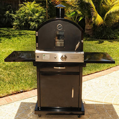 Pacific Living Outdoor Gas Oven With Cart Sam 39 S Club
