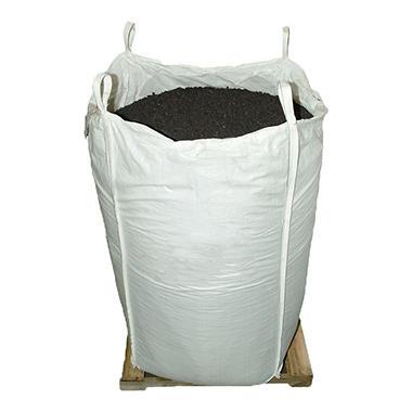 Groundsmart Rubber Mulch Espresso Black 76 9 Cu Ft Super