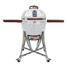 Vision Grills Classic Diamond Cut B-Series Kamado Grill (Assorted Colors)
