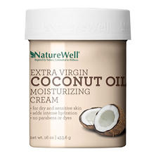 Nature Well Extra-Virgin Coconut Oil Moisturizing Cream (16 oz.)